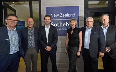 New Zealand Sotheby's International Realty launches brand new office in Waiheke Island
